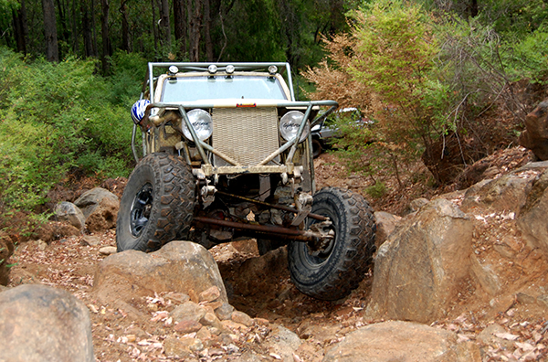 See some of the best competition rigs pushed to their limit on the extreme 4wd show