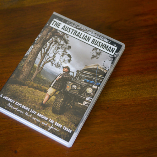 Product Review: The Australian Bushman DVD