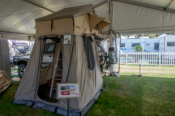 kalahari-roof-top-tent-powerful-4x4 & 2014 Perth 4WD Adventure Show: First Look | Intents Offroad