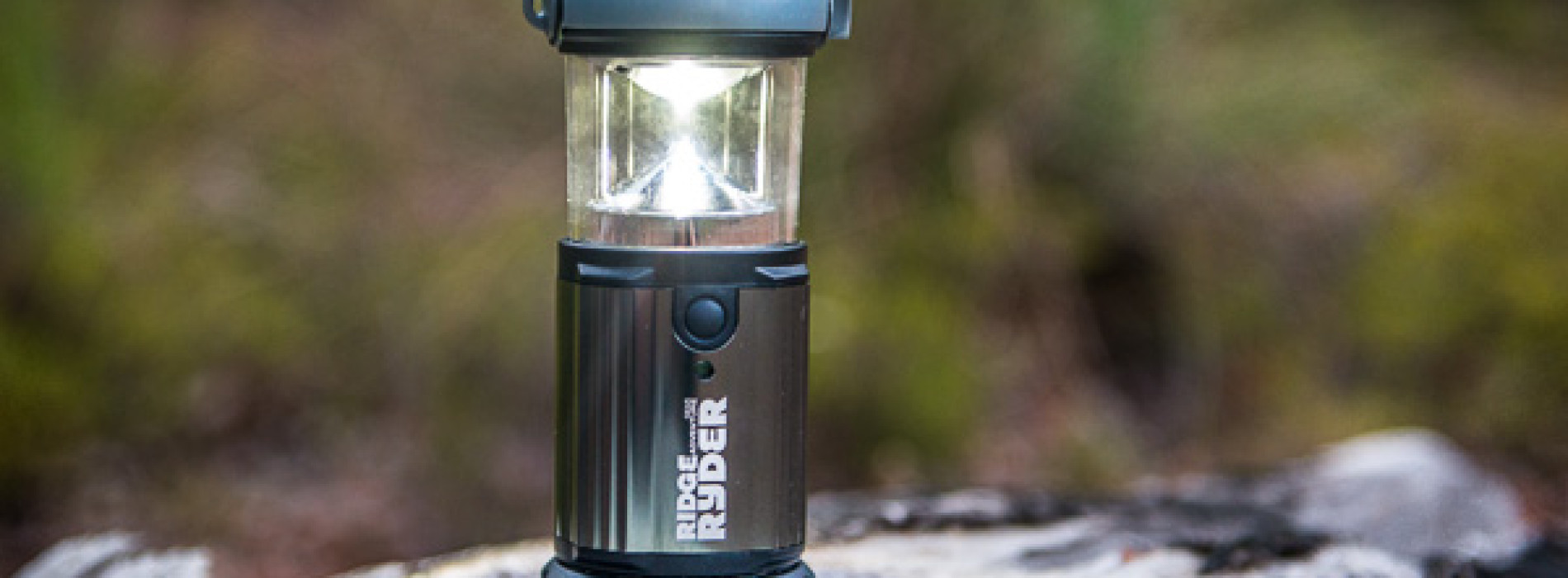 Ridge Ryder LED Lantern Review