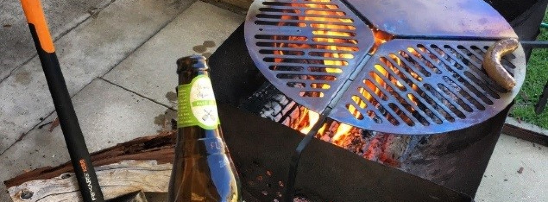 Review: Front runner Spare Tyre Mount BBQ