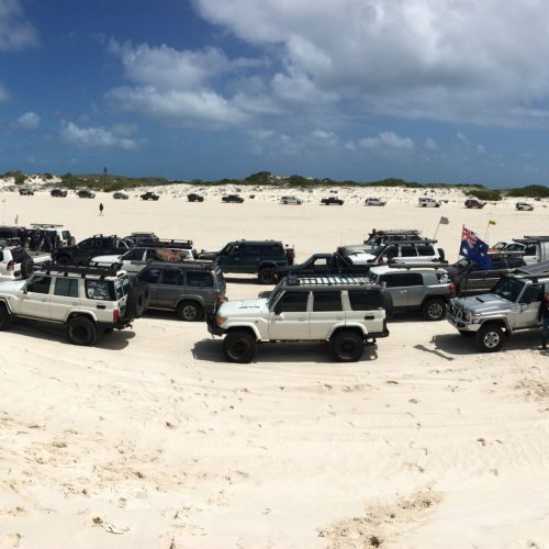 Lancelin Off-Road Muster- World Record
