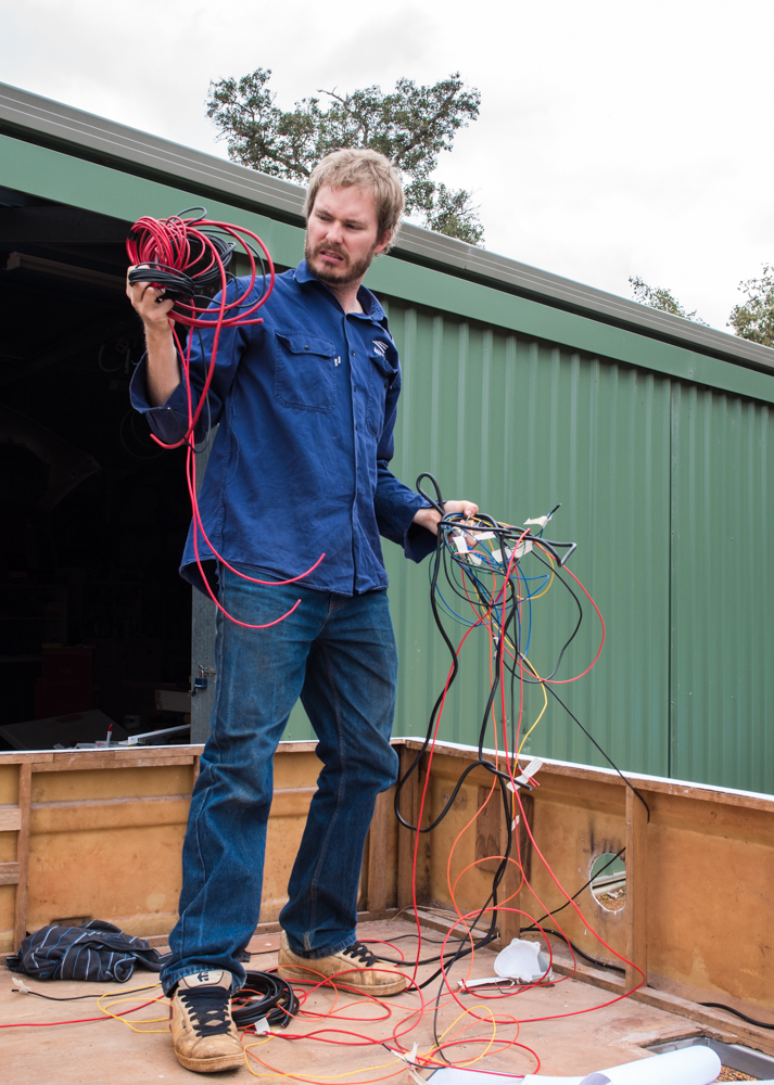 wiring-mess-tangle-camper-trailer