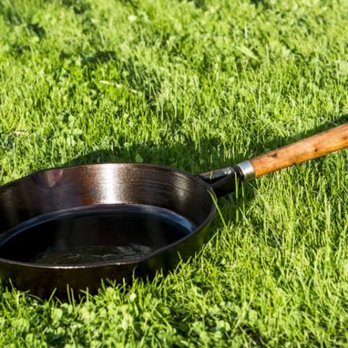 Restoring Cast Iron Cookware