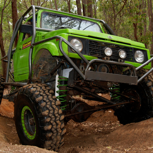 How to build the ultimate 4wd