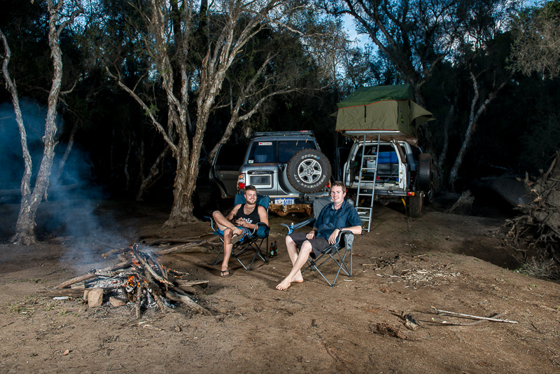 camping-dwellingup-murray-river-nissan-patrol-intents-offroad