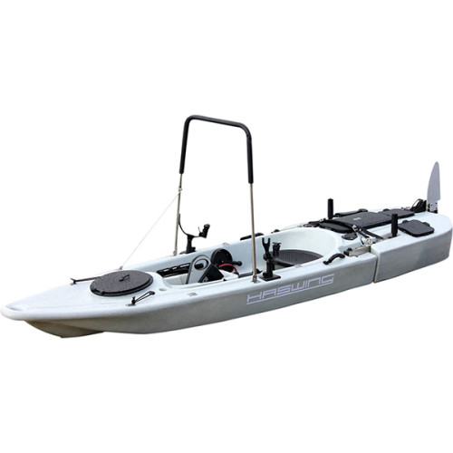 GEAR ENVY: Haswing Fishing Kayak