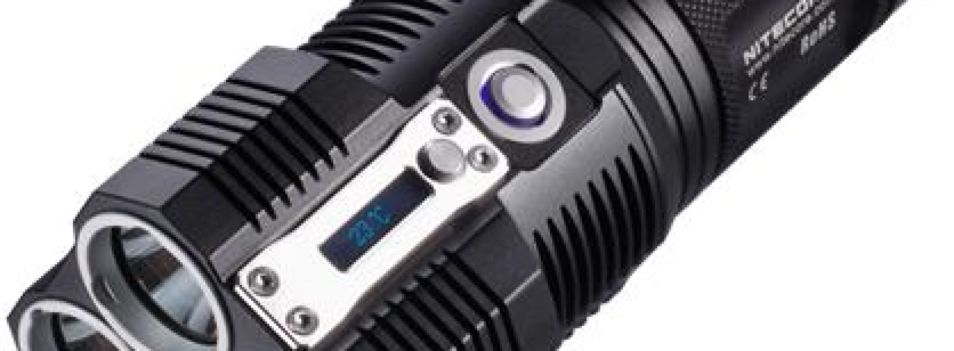 GEAR ENVY: Nitecore TM26 Torch