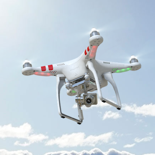 GEAR ENVY: DJI Phantom 2 Vision+ Review