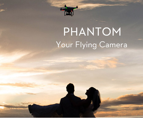 Because selfie sticks are sooooo 2014! Courtesy dji.com