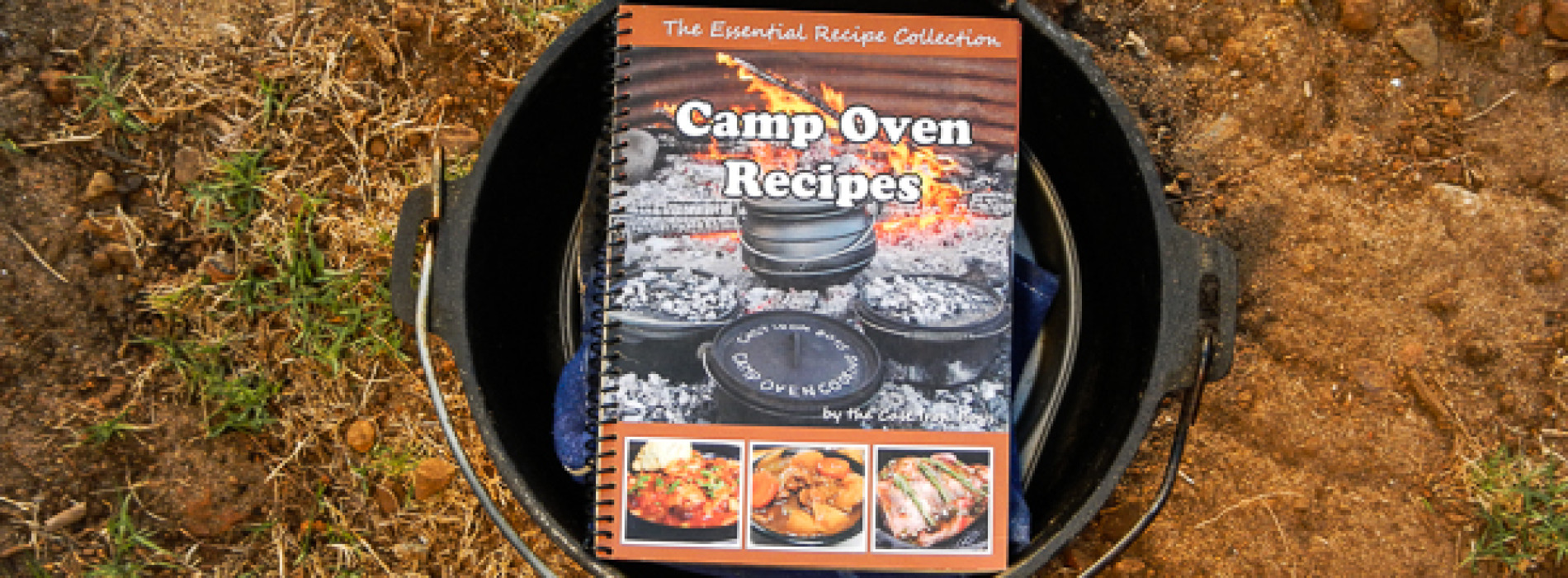 Review: Camp Oven Recipes Book