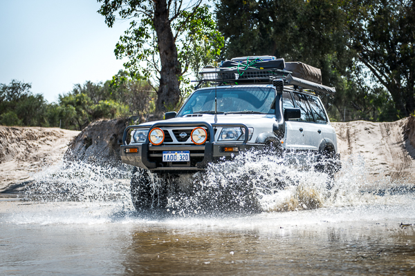 GU Nissan Patrol Review | Intents Offroad