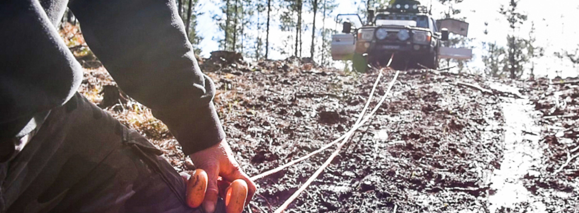 How To Perform A Winch Recovery