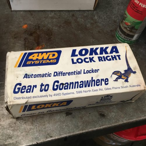 Auto Diff locker review- 4WD Systems Lokka
