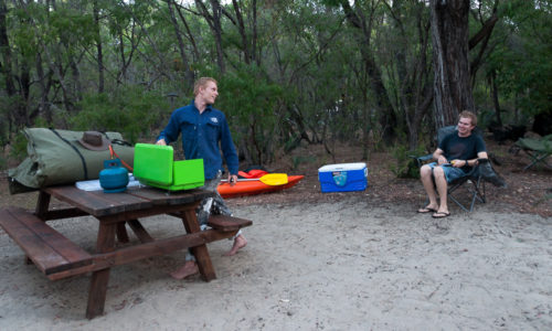 Martins Tank Campground