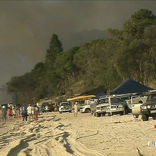 Camping or 4wding in summer? These bushfire tips could save your life!