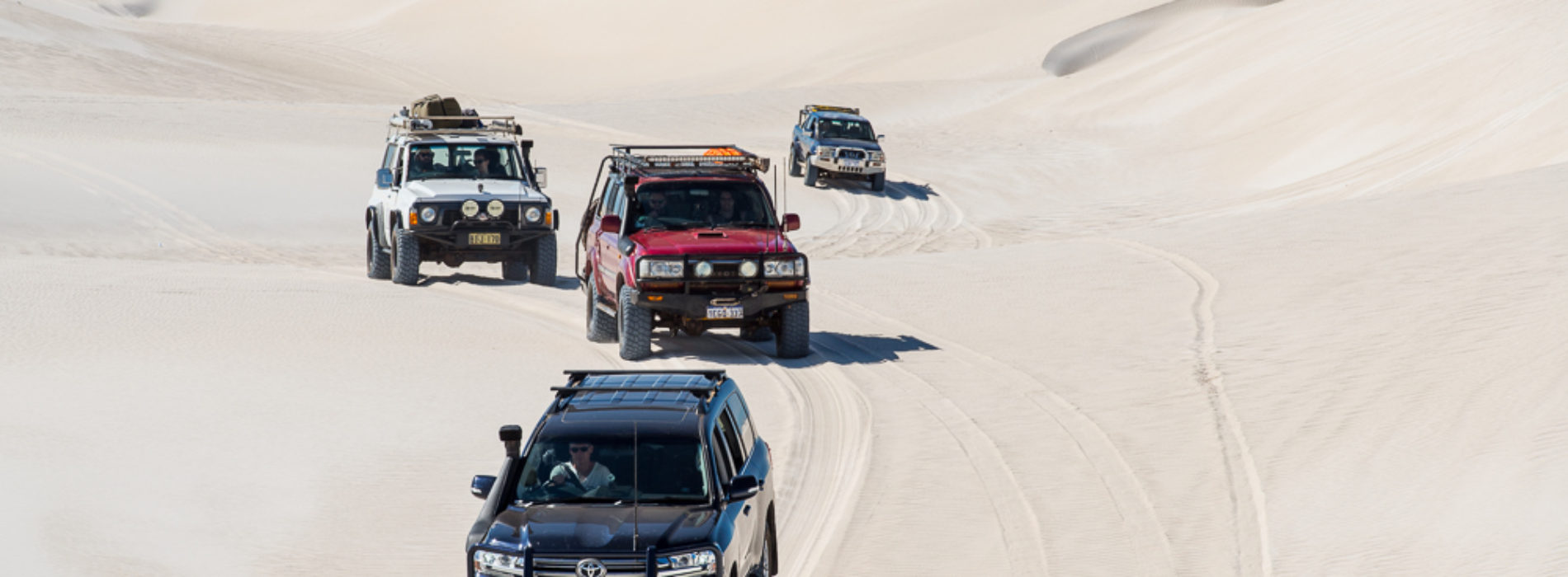 Lancelin to Cervantes Four Wheel Drive Trip