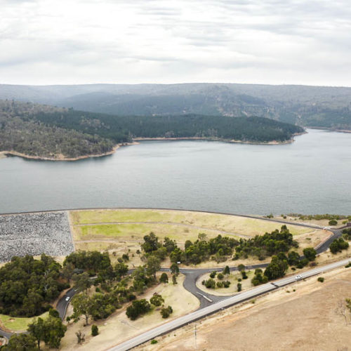 Harvey dam and Waroona dam 4×4 and camping